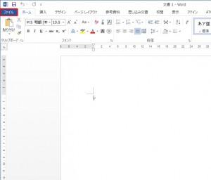 Word2013 -1